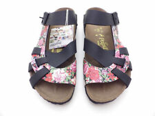 Narrow (AA, N) Floral Shoes for Women