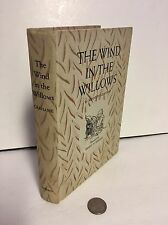 The Wind In The Willows 1953 Scribner & Sons Hardcover Enerst H Shepard Ill