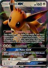 Eevee GX JUMBO OVERSIZED SM175 Black Star Promo Rare Holo Mint Pokemon Card