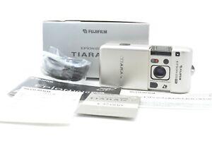 【UNUSED in BOX】FUJIFILM EPION 1010 MRC TIARA ix G APS Film Camera From Japan