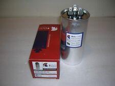 Run Capacitor-80 + 5 MFD/UF - 370/440V- Dual -U.L. Rated-Venti Air Products- New