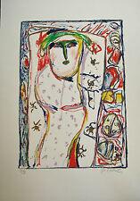 Lithographie originale  Gina Pellon signée et numérotée.