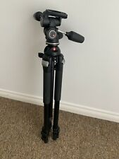 Manfrotto 055PROB Tripod With Manfrotto 804RC2 3 Way Head (NO PLATE)
