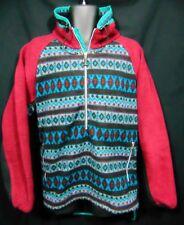 NORDICA Sportsystem Vintage 1990s Mens Poly Fleece Pullover Jacket 1/2 Zip XL