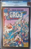 Groo the Wanderer (1982 Pacific) #8  CGC 9.6