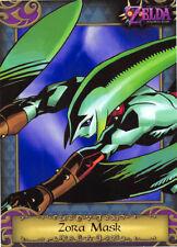 Legend of Zelda The 2016 Enterplay Trading Card 29 Zora Mask Majora's Majoras Ma