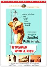 IT STARTED WITH A KISS (1959 Glenn Ford) Remastered Region Free DVD - Sealed