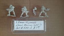 25mm Kryomek Nexus Marines SWAT-7