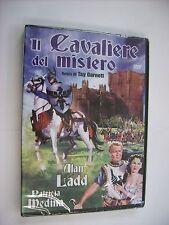 IL CAVALIERE DEL MISTERO - DVD SIGILLATO PAL - ALAN LADD - PATRICIA MEDINA