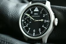 IWC Vintage 1911`s MILITARY PILOT STYLE A-DIAL New Cased Swiss Men`s Wrist Watch