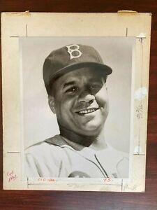 1940's original Roy Campanella baseball photo - unique