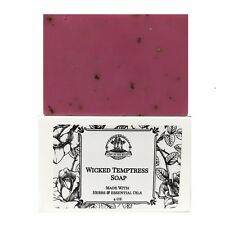 Wicked Temptress Shea Soap Bar w/ Pheromones Attraction Love Wiccan Pagan Hoodoo