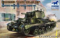 Bronco CB35149 1/35  Brtish Cruiser Tank MK.I/I CS