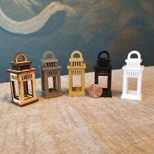 Non-working #IM65701 Dollhouse Miniatures 1:12 Scale Green Lantern