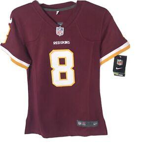 NWT Nike Washington Redskins Youth Size M #8 Kirk Cousins