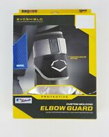 Evoshield Adult Custom-Molding Protective Elbow Guard, New!  Yellow Blue Red