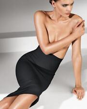 NEW Wolford Black Valenzia Pencil Skirt XS $295 58183