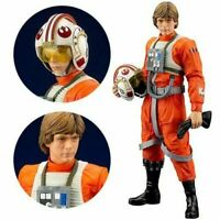 Star Wars A New Hope LUKE SKYWALKER X-WING PILOT Figure KOTOBUKIYA Japan ARTFX+