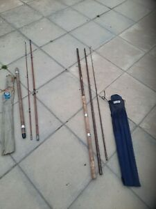 Vintage Rods Bruce and Walker Edgar Sealey and sons