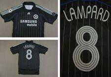 2006-08 adidas Chelsea FC Away Champions League Shirt LAMPARD 8 SIZE L (adults)
