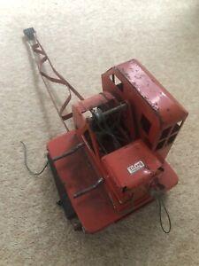 Vintage TRIANG Model 4 Ton JONES MOBILE CRANE KL44