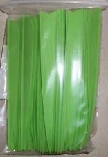 100 Pk. 5 Inch Flour. Green Norway Duravanes