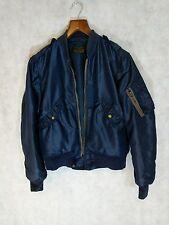 Vintage 1950s L-2A Usaf Superior Togs Holy Grail Museum Flight Jacket Size 40