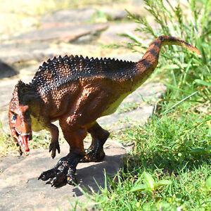 Realistic Acrocanthosaurus Jurassic Dinosaur Figurine Toy Model Kids Gift Toys