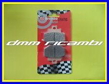 Pastiglie freno posteriori BREMBO XS PIAGGIO VESPA GTS 300 09 Sinterizzate 2009