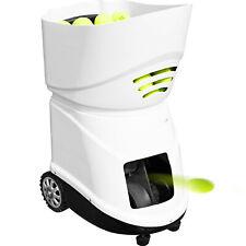 Portable Tennis Ball Machine Pitching Throwing Training Machine 150 Balls 6-8h