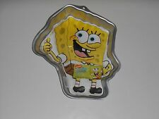 New Wilton SPONGEBOB SQUAREPANTS Nickelodeon Birthday Party Cake Pan #2105-5130
