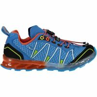 CMP Running Sports Shoes Kids Altak Trail Blau Plain Colour Mesh Microfiber