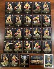 2017 Richmond Tigers Select Premiers Card Set Limited Edition
