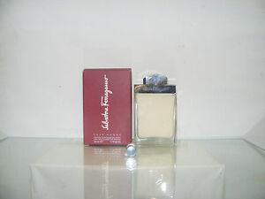 SALVATORE FERRAGAMO Pour Homme after Shave Balm 1.7oz+ Stick Deodorant 75
