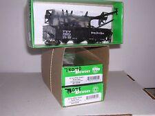 BOWSER #11035  N.K.P. 70 Ton 3-Bay O.S.Hopper Cars 3-Car Set KITS H.O.Gauge