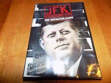 JFK ASSASSINATION President Kennedy Killing Dallas Shot History Channel DVD NEW