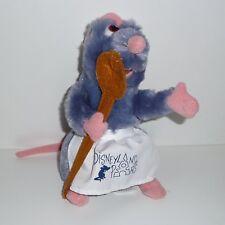 Doudou Rat Disney - Disneyland - Ratatouille