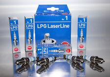 4x Original NGK LPG1 ZÜNDKERZEN LPG / CNG Gasbetrieb LaserLine BMW
