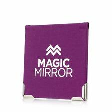 MAGIC MIRROR Mini Micro MAGNETIC TRAVEL Compact Folding Beauty Mirror GENUINE