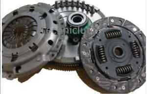 SAAB 9-5 2.2TiD TiD DMF TO SMF FLYWHEEL CONVERSION AND CLUTCH KIT WITH SLAVE CSC