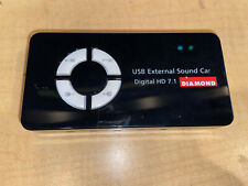 Diamond Digital HD 7.1 USB External Sound Card