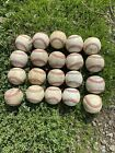 Used+Baseballs++%2CGood+Condition+-+lot+of+20+Mixed+Brands.+G6+%2C+Leather