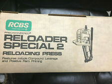 RCBS Reloader Special 2 with positive ram priming new/old never been used in box