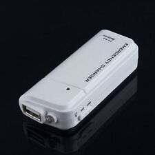 Portable AA External Battery Emergency USB Charger For MP3 Player iPod iPhone LY