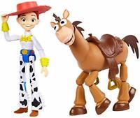 Disney Toy Story figures Pixar Jessie and Bullseye 2-Pack
