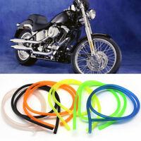 rohr weich motorrad - teile veränderte tank motorrad - gasöl schlauch benzin -