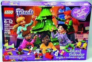 LEGO 41353 Friends Advent Calendar Building Kit 500 pcs