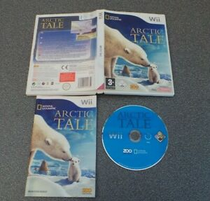 ARCTIC TALE Wii PAL COMPLETE TESTED WORKING