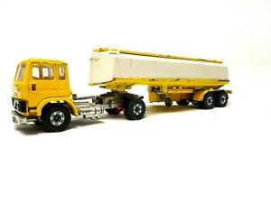 Siku Volvo F10 Turbo 6 Truck and Schwelm Tanker Vintage Die cast collectable.