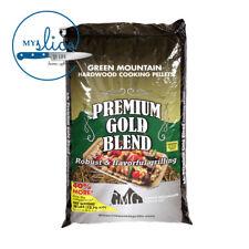Green Mountain Grills Premium Gold Blend Pellets 12.7kg Bag - Pellet Smoker
